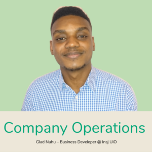 Company Operations