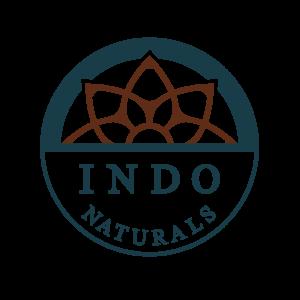 Logo til Indo naturals